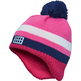 LEGO wear Andrew 713 Hat Kinder dark pink